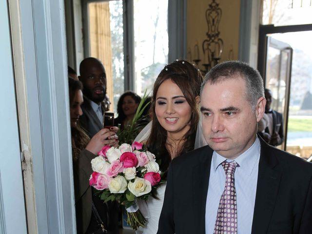 Le mariage de Dadié et Fleur à Choisy-le-Roi, Val-de-Marne 4