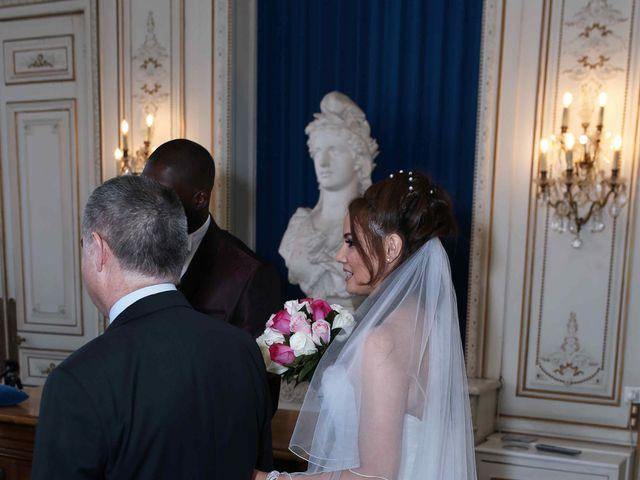 Le mariage de Dadié et Fleur à Choisy-le-Roi, Val-de-Marne 5