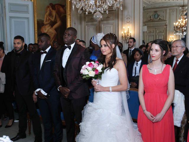 Le mariage de Dadié et Fleur à Choisy-le-Roi, Val-de-Marne 2