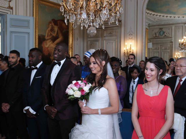 Le mariage de Dadié et Fleur à Choisy-le-Roi, Val-de-Marne 6