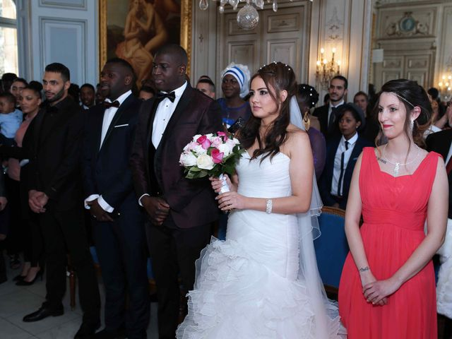 Le mariage de Dadié et Fleur à Choisy-le-Roi, Val-de-Marne 7