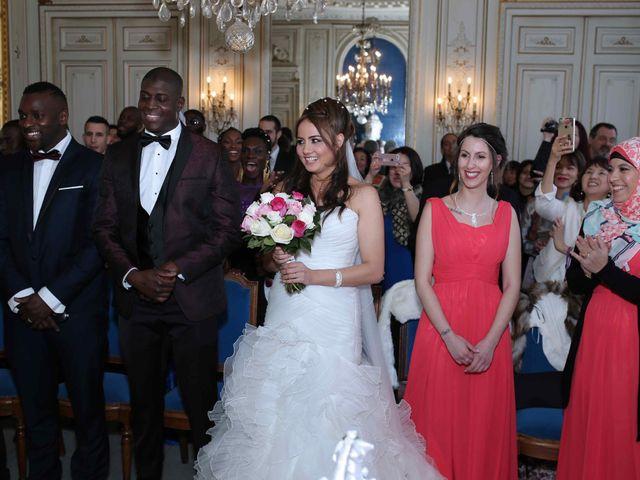Le mariage de Dadié et Fleur à Choisy-le-Roi, Val-de-Marne 8