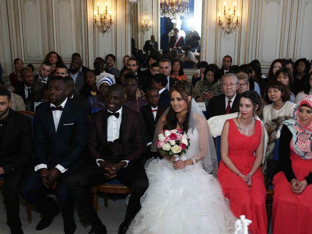 Le mariage de Dadié et Fleur à Choisy-le-Roi, Val-de-Marne 10