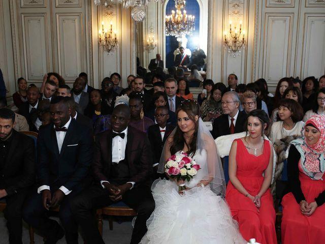 Le mariage de Dadié et Fleur à Choisy-le-Roi, Val-de-Marne 11