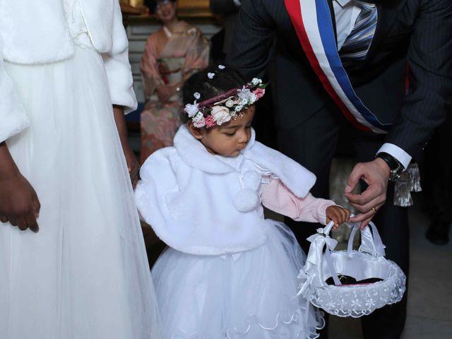 Le mariage de Dadié et Fleur à Choisy-le-Roi, Val-de-Marne 18