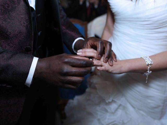 Le mariage de Dadié et Fleur à Choisy-le-Roi, Val-de-Marne 20