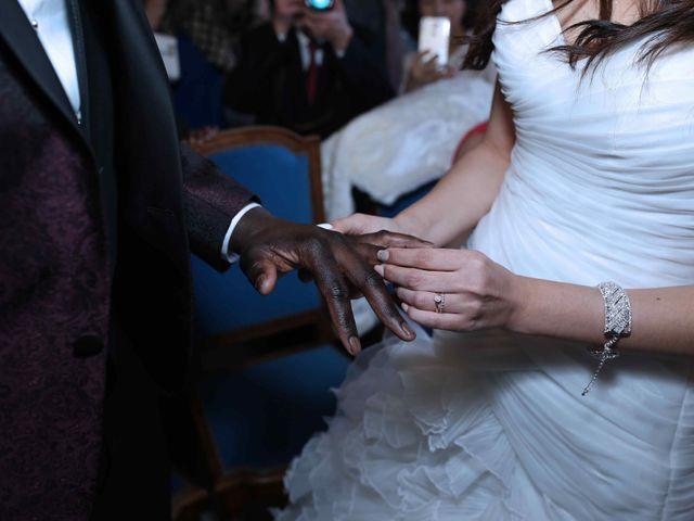 Le mariage de Dadié et Fleur à Choisy-le-Roi, Val-de-Marne 22