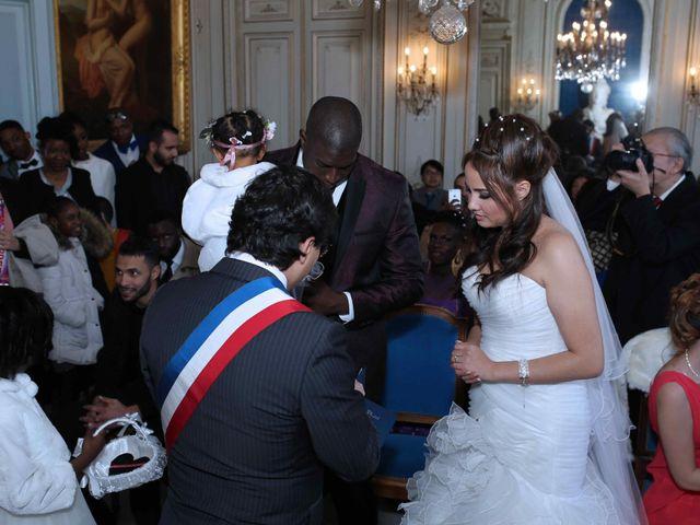 Le mariage de Dadié et Fleur à Choisy-le-Roi, Val-de-Marne 23