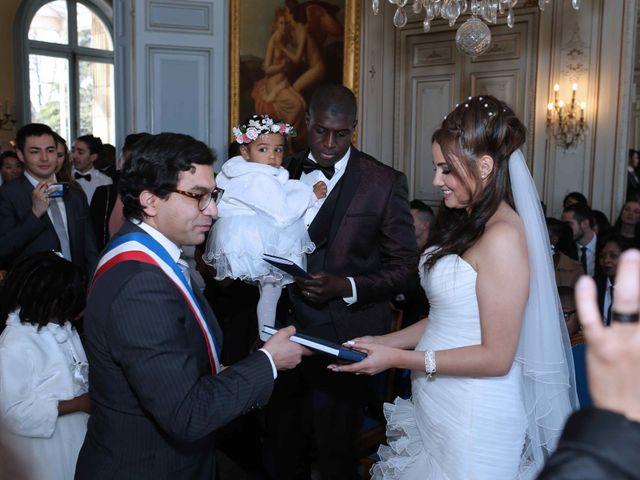 Le mariage de Dadié et Fleur à Choisy-le-Roi, Val-de-Marne 24