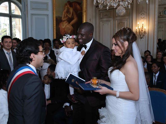 Le mariage de Dadié et Fleur à Choisy-le-Roi, Val-de-Marne 25