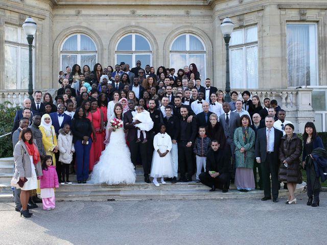 Le mariage de Dadié et Fleur à Choisy-le-Roi, Val-de-Marne 29
