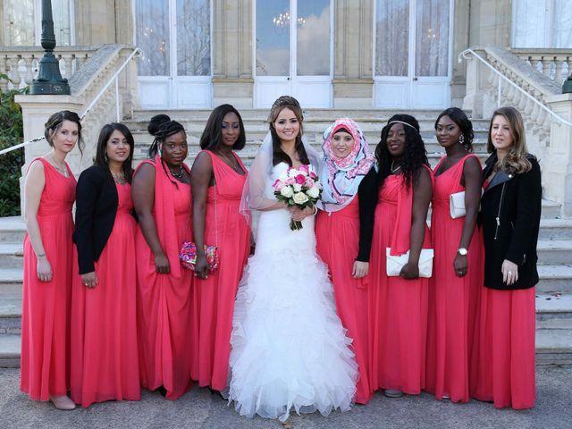 Le mariage de Dadié et Fleur à Choisy-le-Roi, Val-de-Marne 30