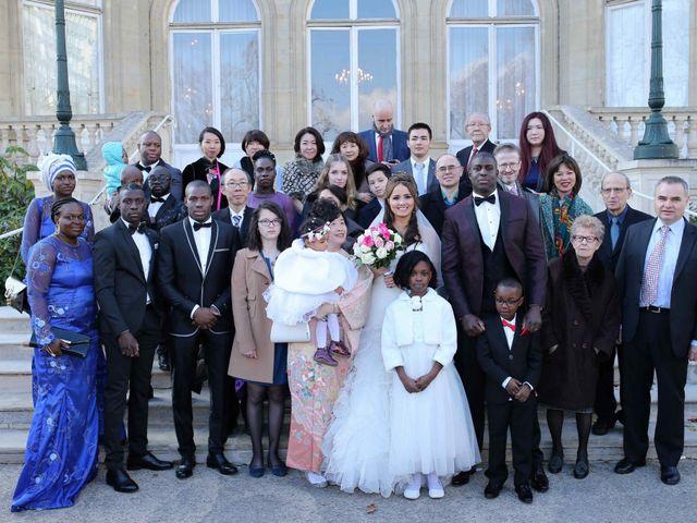 Le mariage de Dadié et Fleur à Choisy-le-Roi, Val-de-Marne 31