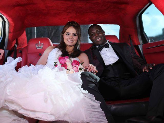 Le mariage de Dadié et Fleur à Choisy-le-Roi, Val-de-Marne 35