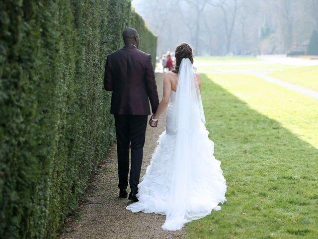 Le mariage de Dadié et Fleur à Choisy-le-Roi, Val-de-Marne 40
