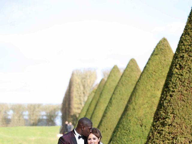 Le mariage de Dadié et Fleur à Choisy-le-Roi, Val-de-Marne 41