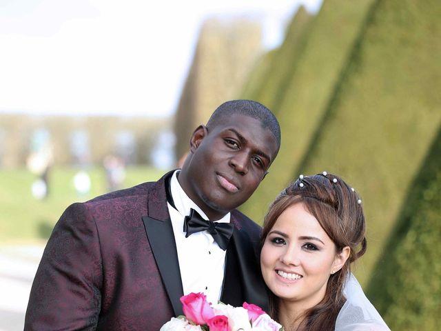 Le mariage de Dadié et Fleur à Choisy-le-Roi, Val-de-Marne 42