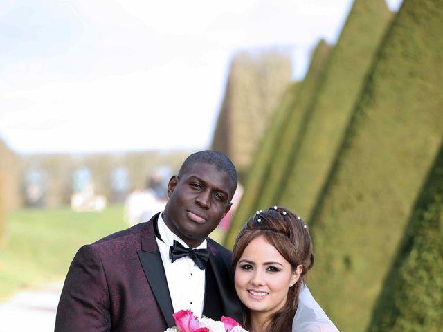 Le mariage de Dadié et Fleur à Choisy-le-Roi, Val-de-Marne 43