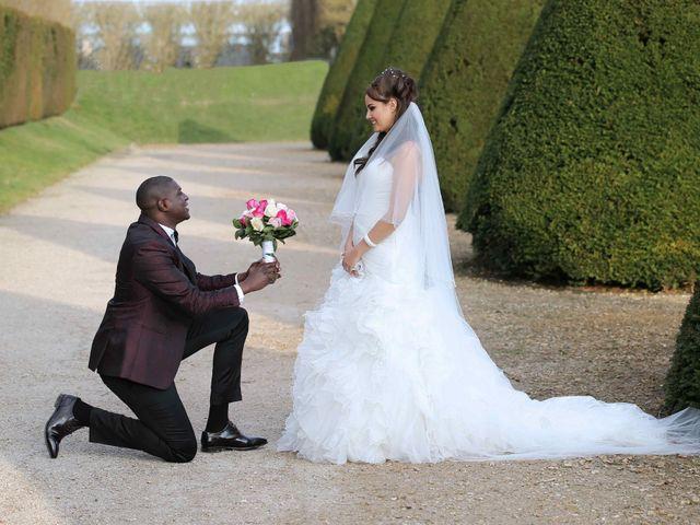 Le mariage de Dadié et Fleur à Choisy-le-Roi, Val-de-Marne 46