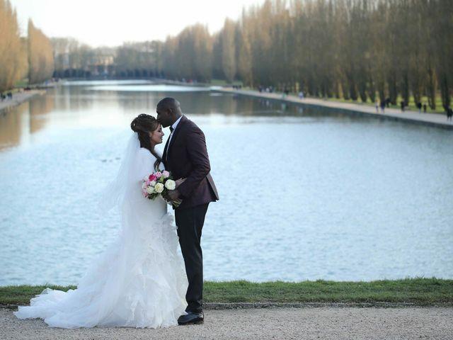 Le mariage de Dadié et Fleur à Choisy-le-Roi, Val-de-Marne 48