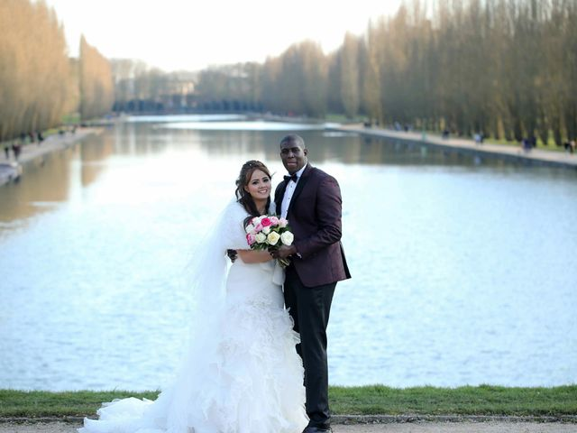 Le mariage de Dadié et Fleur à Choisy-le-Roi, Val-de-Marne 49
