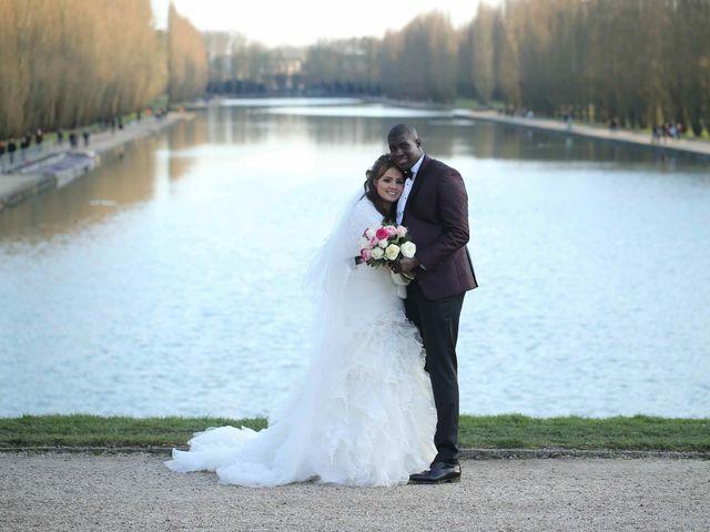 Le mariage de Dadié et Fleur à Choisy-le-Roi, Val-de-Marne 51