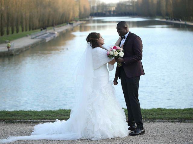 Le mariage de Dadié et Fleur à Choisy-le-Roi, Val-de-Marne 52