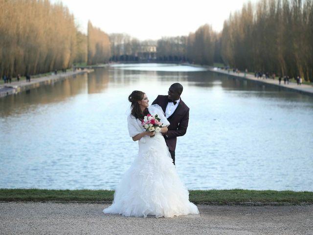 Le mariage de Dadié et Fleur à Choisy-le-Roi, Val-de-Marne 53