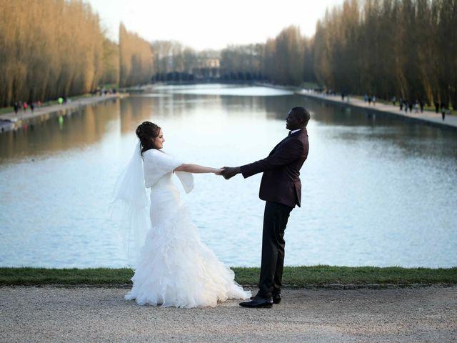 Le mariage de Dadié et Fleur à Choisy-le-Roi, Val-de-Marne 54