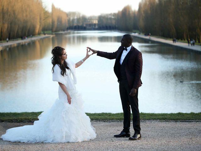 Le mariage de Dadié et Fleur à Choisy-le-Roi, Val-de-Marne 56