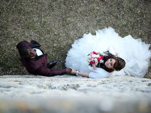 Le mariage de Dadié et Fleur à Choisy-le-Roi, Val-de-Marne 58
