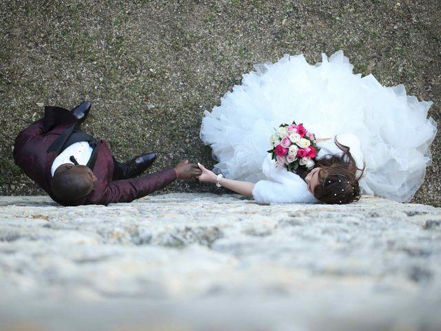 Le mariage de Dadié et Fleur à Choisy-le-Roi, Val-de-Marne 59