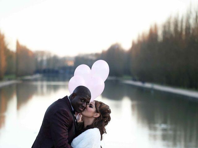 Le mariage de Dadié et Fleur à Choisy-le-Roi, Val-de-Marne 62