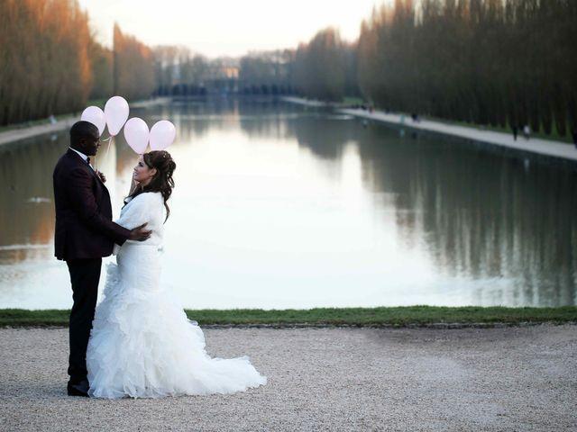 Le mariage de Dadié et Fleur à Choisy-le-Roi, Val-de-Marne 63