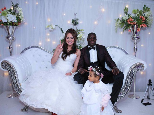 Le mariage de Dadié et Fleur à Choisy-le-Roi, Val-de-Marne 78