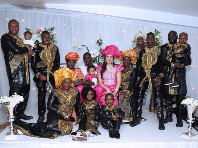 Le mariage de Dadié et Fleur à Choisy-le-Roi, Val-de-Marne 148