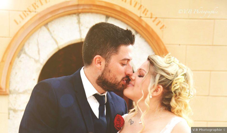 Le mariage de Anthony et Laura à Perpignan, Pyrénées-Orientales