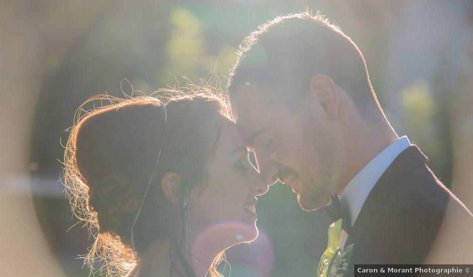 Le mariage de Florent et Ophélie à Saint-Jean-du-Falga, Ariège