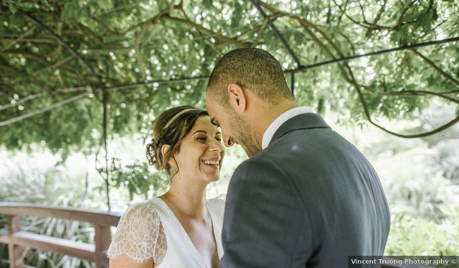 Le mariage de Cyril et Sylvie à Rueil-Malmaison, Hauts-de-Seine