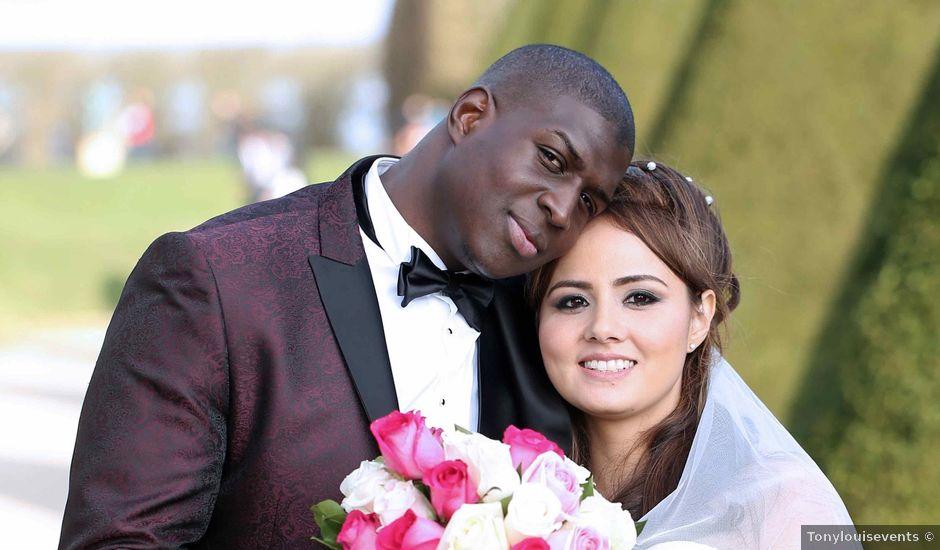 Le mariage de Dadié et Fleur à Choisy-le-Roi, Val-de-Marne
