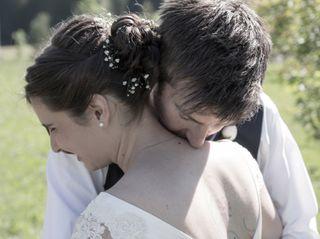 Le mariage de Marion et John