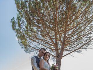 Le mariage de Tiffanie et Anthony 1