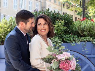 Le mariage de Jacqueline et Tom