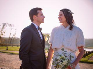 Le mariage de Adeline et Romain