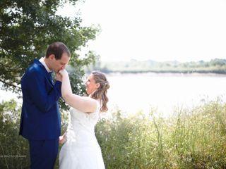 Le mariage de Pauline et Flavien 1