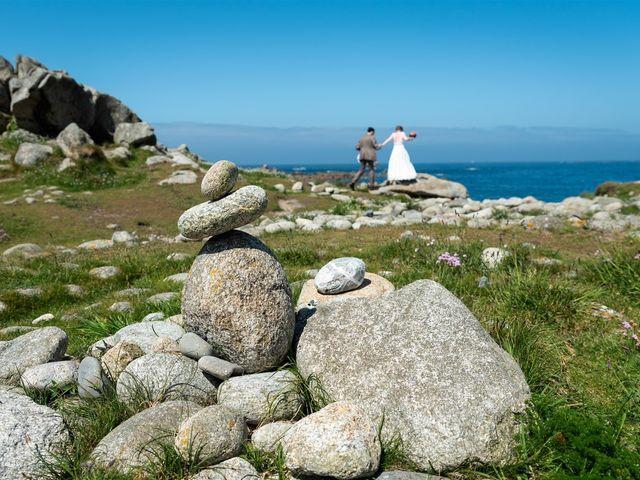 Le mariage de Geoffrey et Noëlie à Saint-Renan, Finistère 1