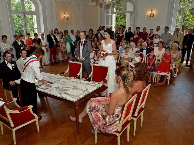 Le mariage de Sébastien et Catherine à Mérignac, Gironde 6