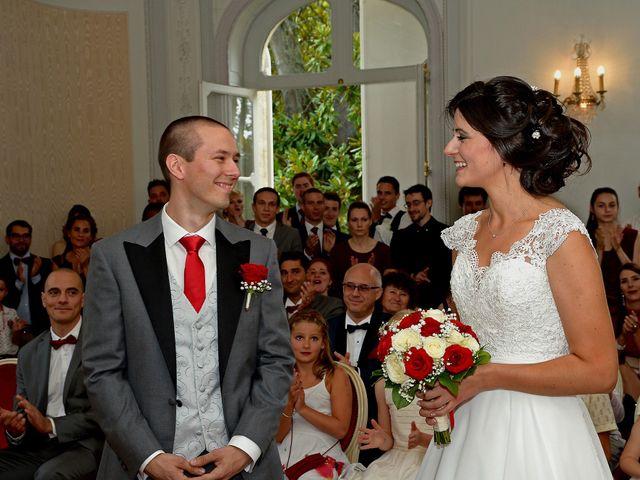 Le mariage de Sébastien et Catherine à Mérignac, Gironde 7
