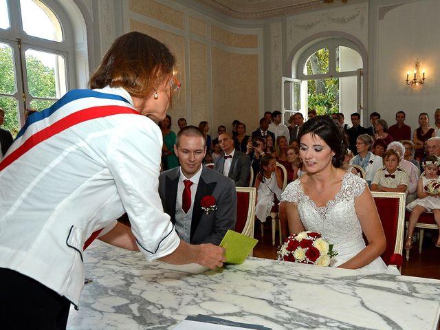 Le mariage de Sébastien et Catherine à Mérignac, Gironde 11
