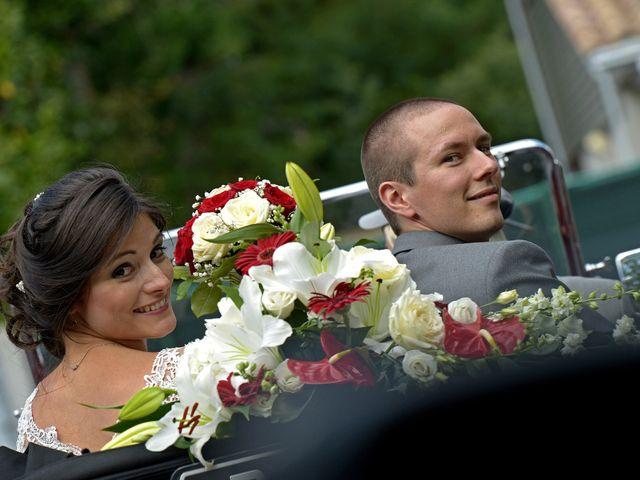 Le mariage de Sébastien et Catherine à Mérignac, Gironde 24